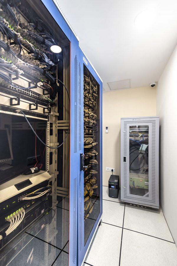 AMS Inform Server Room